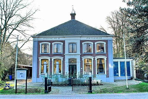 'Stadsmuseum 't Oude Huis' Zoetermeer by FaceMePLS, via Flickr