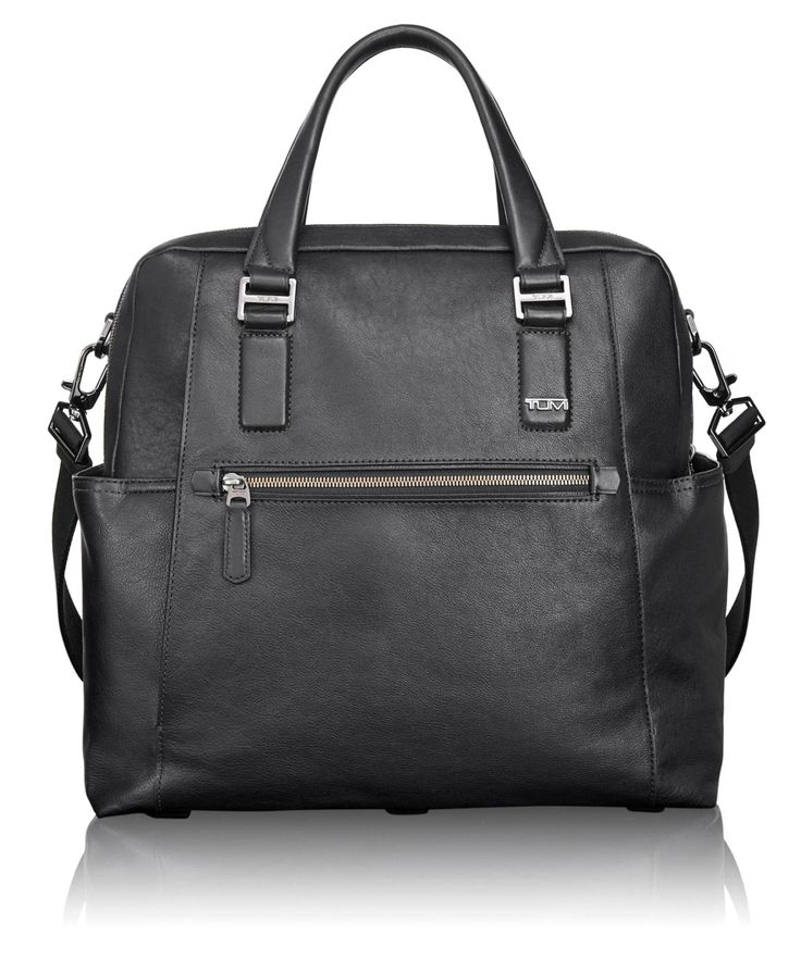 Look what I found on Tumi.sg Smith Leather Jetsetter