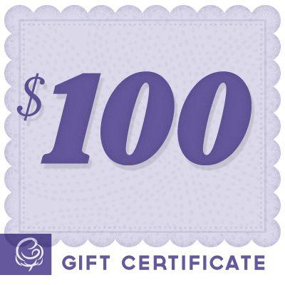 $100 Gift Certificate - Gift Certificates - Cotton Babies Cloth Diaper Store #CottonBabies