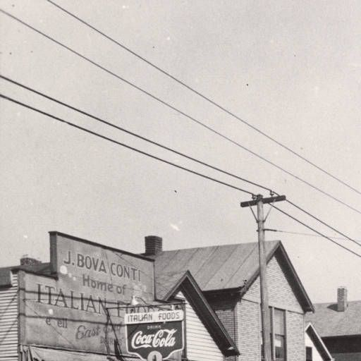 1946 Indianapolis, need to show range of years  J. Bova Conti Italian Foods :: Assorted Images from IHS Collections