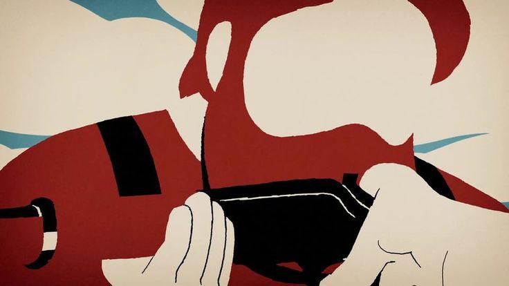 Tom Haugomat et Bruno Mangyoku   Le meutre (teaser)  Tiphaine-illustration