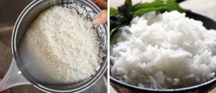 Jak uvařit rýži s kokosovým olejem