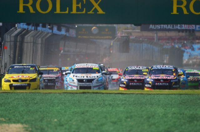 V8 Supercar support race 2014