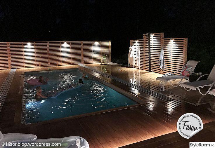 belysning,trädäck,pool,veranda,utomhus