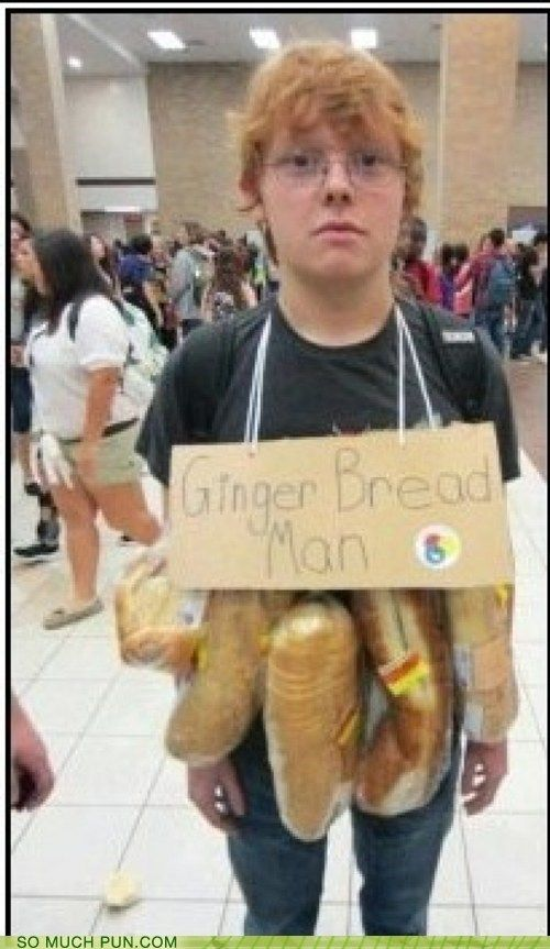 43 Quot Punny Quot Halloween Costumes That Won T Break The Bank