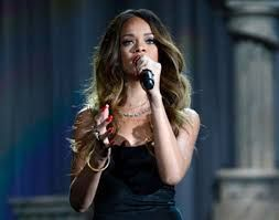 ‪#‎RobynRihannaFenty‬ Rihanna signed with Def Jam records at age 16 and in 2005 released her first album ‪#‎MusicoftheSun‬, which sold more than two million copies worldwide.  http://on.fb.me/20auP6F