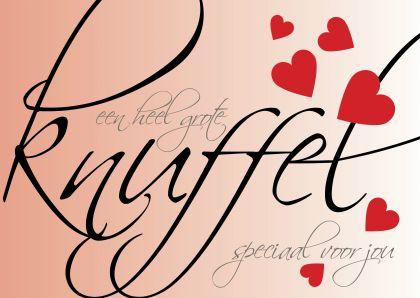 Design Love Card / Liefde Kaart by Adriana Schuurman www.kaartje2go.nl