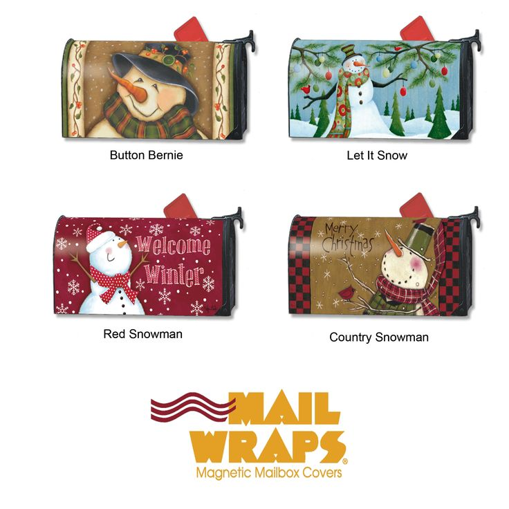 MailWraps Magnetic Mailbox Covers | QC Supply