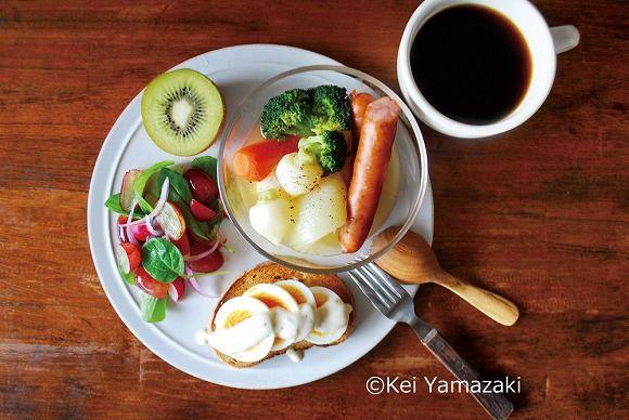 世界中から注目を集める「美しすぎる朝ごはん」が本になったよ / インスタグラム発の書籍『TODAY'S BREAKFAST』:キレイスタイルニュース - Kirei Style