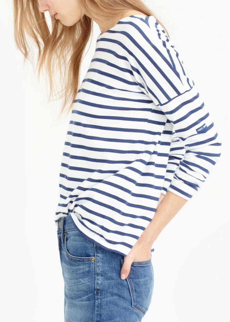 54 best saint james images on pinterest striped shirts for St james striped shirt