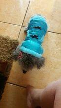 Tienda Online Liquidación Cálida Chaqueta de Invierno para Mascotas Perro Gato Abrigo Estilo Británico de Peluche Campana Del Animal Doméstico Ropa XS S | Aliexpress móvil