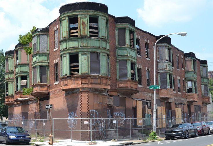 Multi-Unit Residential Building,1244 Ridge Ave., Poplar ...