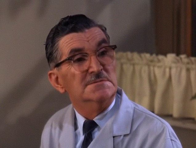 """The Andy Griffith Show, S7, Howard The Comedian"""", episode #216, Howard McNear,"""