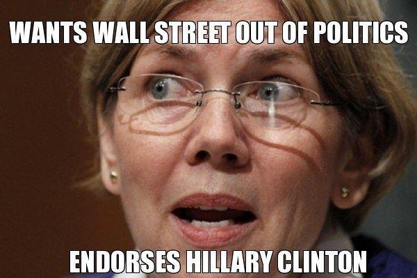Elizabeth Warren's Endorsement of Hillary Clinton PROVES SHE'S A FRAUD  Jim Hoft Jun 10th, 2016