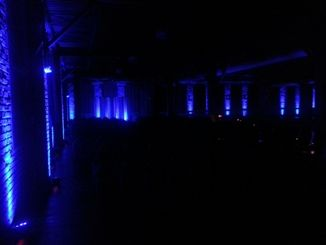 Up lighting at Clyde Iron Works in Duluth MN. Wedding lighting by Duluth Event Lighting. & 82 best Clyde Iron Works Duluth MN images on Pinterest | Event ... azcodes.com