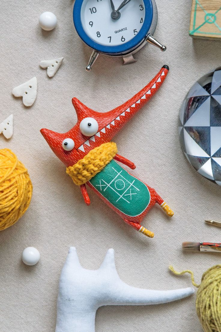 A personal favorite from my Etsy shop https://www.etsy.com/listing/578621160/gambling-fox-brooch