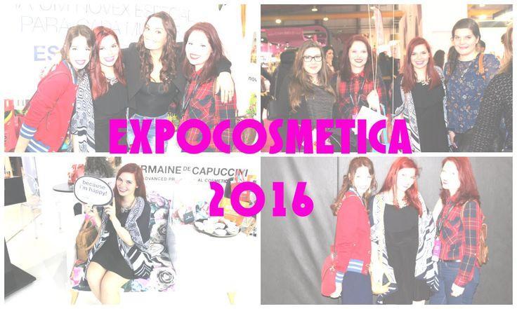 VLOG - Expocosmetica 2016