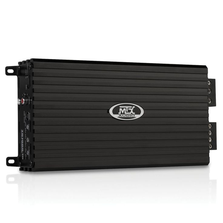 MTX Audio Amplifier