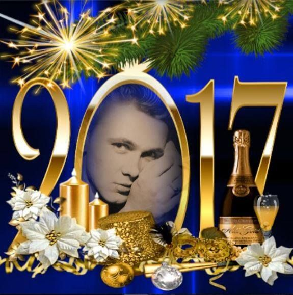 Billy Fury by Maureen Spurr - Happy New Year for 2017