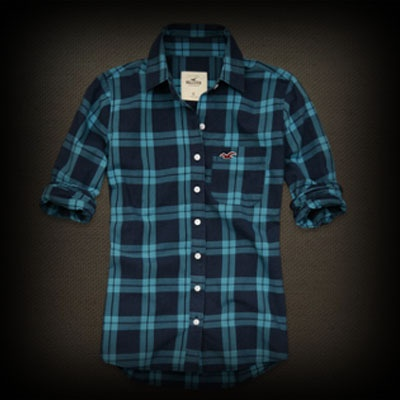 Hollister レディース シャツ ホリスター Warner Springs Shirt シャツ-アバクロ 通販 ショップ-【I.T.SHOP】 #ITShop