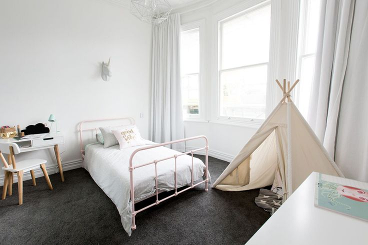 Brooke and Mitch's Kid's Bedroom - The Block NZ 2015 - Visit http://curate.co.nz/featured/eye-spy-on-the-block-15 for links to the products seen on the show