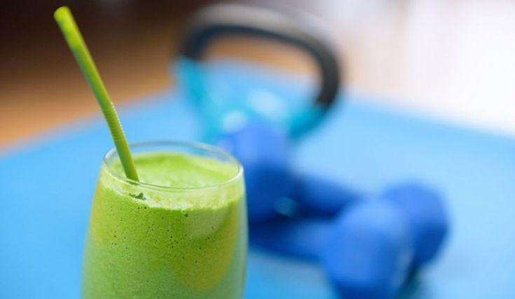 Zelené Smoothie na hubnutí