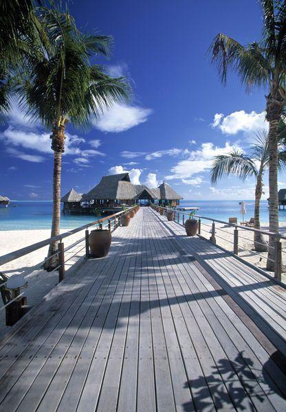 Conrad Bora Bora Nui Resort - Bora Bora, French Polynesia
