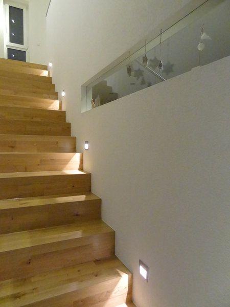 Die besten 25+ Treppenbeleuchtung led Ideen nur auf Pinterest ...