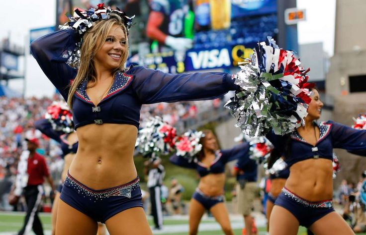 268 best New England Patriots Cheerleaders images on ...