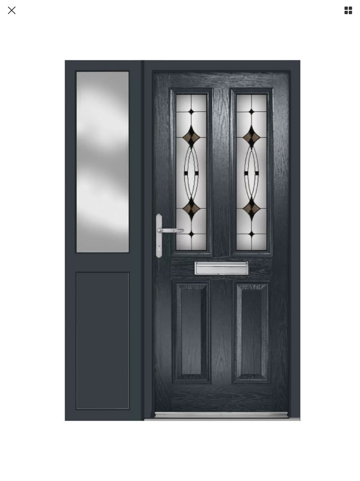 25 Best Ideas About Grey Front Doors On Pinterest