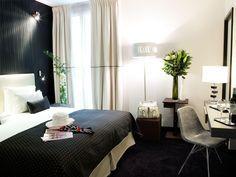 Hotel interior design | Hotel Bel Ami | Paris | France