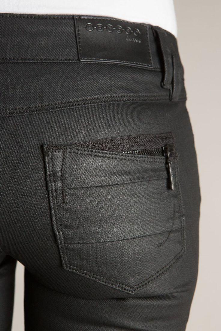 Entretenir un jean huilé