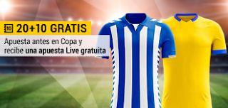 el forero jrvm y todos los bonos de deportes: bwin gana por jugar copa Alaves vs Alcorcon 24 ene...
