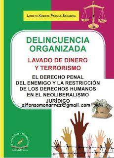 LIBROS EN DERECHO: libro DELINCUENCIA ORGANIZADA LAVADO DE DINERO Y T...
