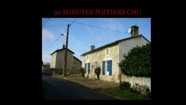 maison à vendre proche VALDIVIENNE 86300 à 30 Minutes POITIERS CHU. vidéo réalisée par LE COIN IMMO 86 votre partenaire immobilier dans le 86.