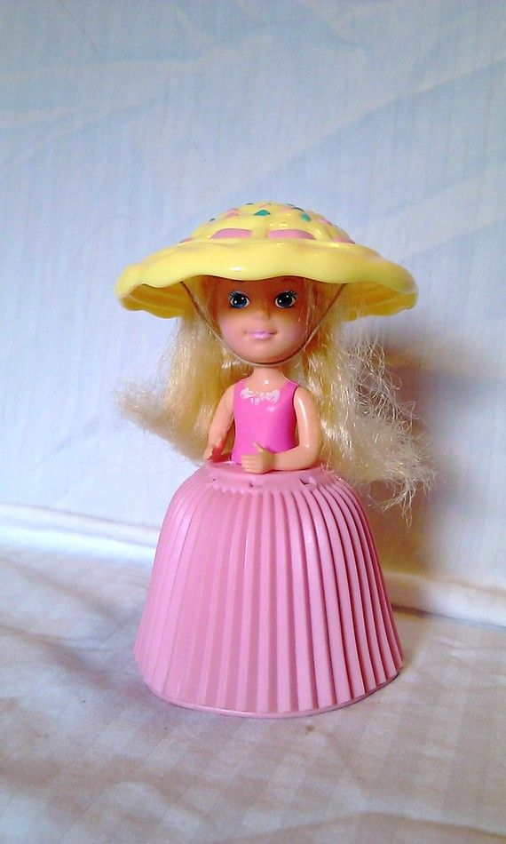 Vintage Cupcake Dolls  Taffy Tammy by thesellingdiva on Etsy