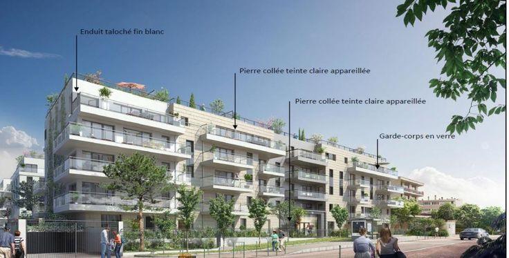 GARCHES (92) - Quartier Buzenval - Hippodrome de Saint-Cloud