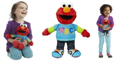 Amazon: $9.99 Sesame Street Talking Elmo! ($20 Value)