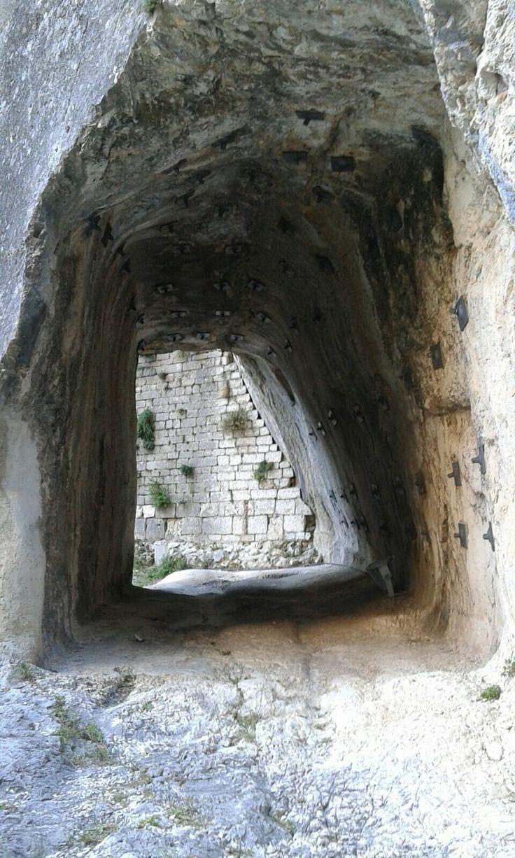 Galleria del Furlo di epoca Romana