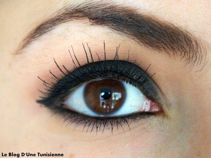 TuTo Makeup : Black Smoky Eye