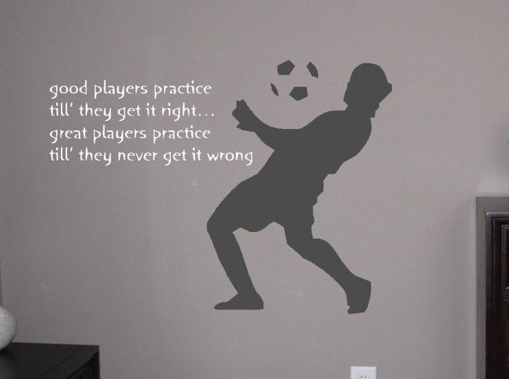 Soccer Practice Quotes . Soccer quotes, Practice quotes