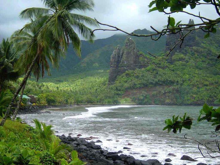 nuku hiva   Nuku Hiva aux Iles Marquises, Polynésie française