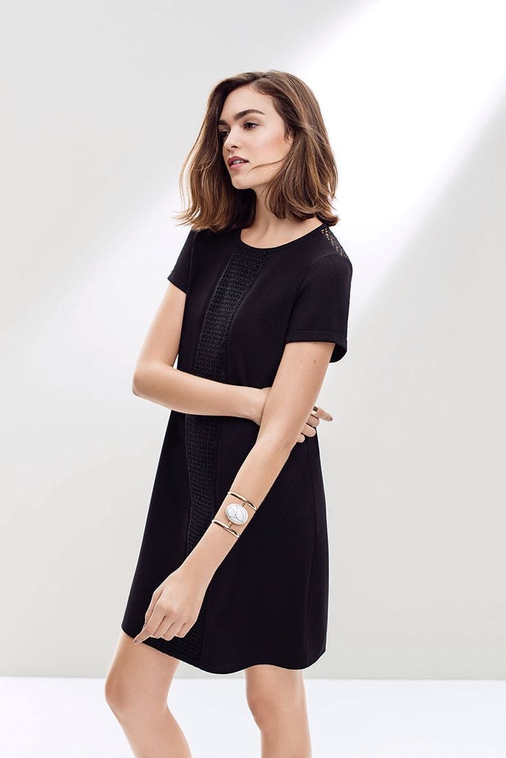 The LBD you have to have. #lbd #littleblackdress #dress
