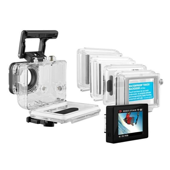 GoPro LCD Touch BacPac for HERO3 and HERO3+ - Clear