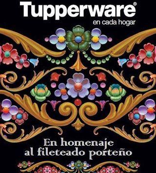 Diseño realizado para Tupperware Argentina #alfredogenovese #fileteado #handpainting #fileteador #handwriting #filete #signwriting #design #tupperware #artist #calligraphy #lettering #buenosaires #argentina