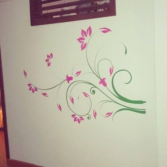 Flores en la decoración