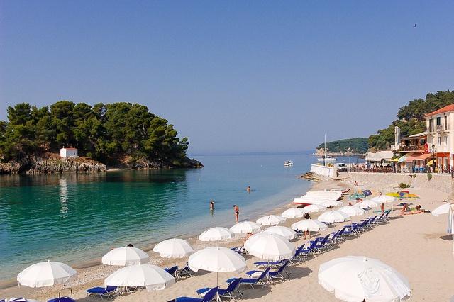 Krioneri beach....Parga, Greece