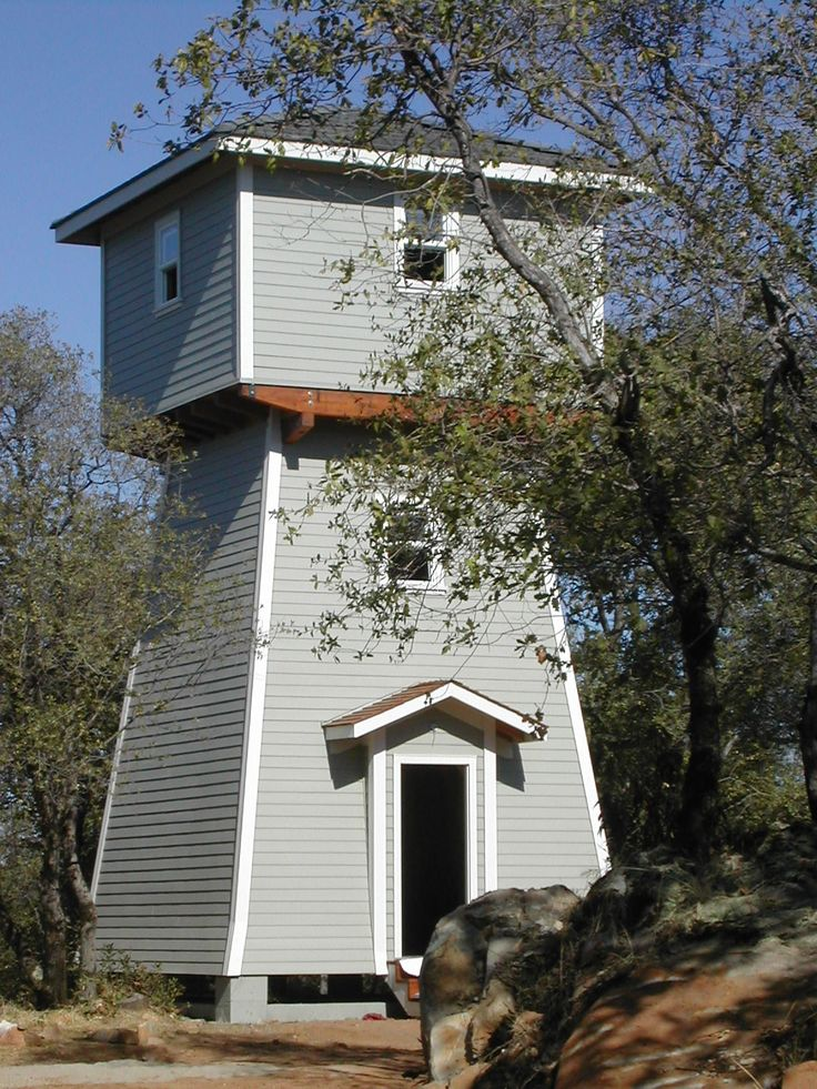 1000 images about our farm water tower tankhouse on for House turret designs