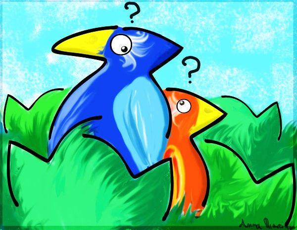 2 birds XD