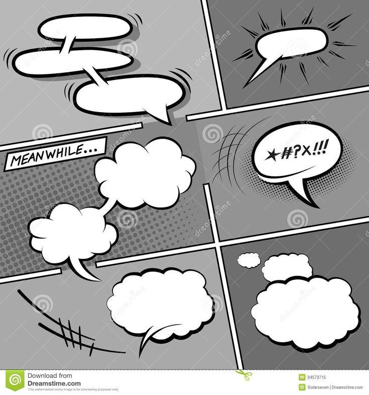 talk bubble comic - Google Search